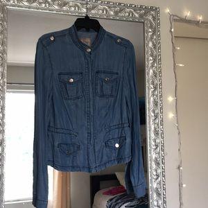 Guess? Thin Denim Jacket